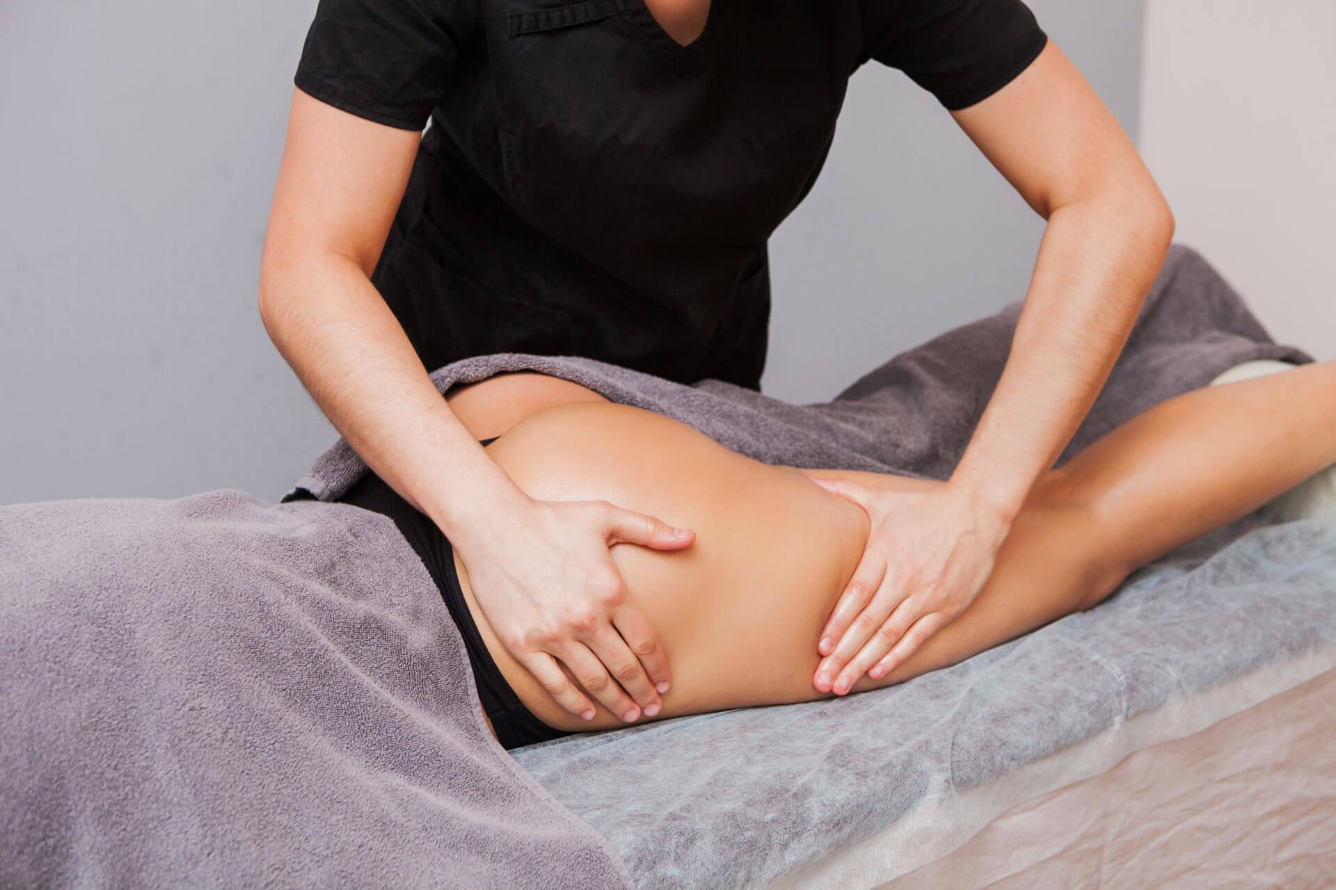 Massage Anticellulite