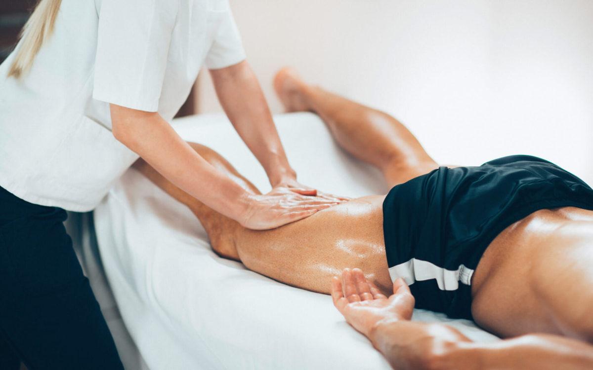 formation professionnelle au massage décontracturant contre les douleurs musculaires et pour les sportifs