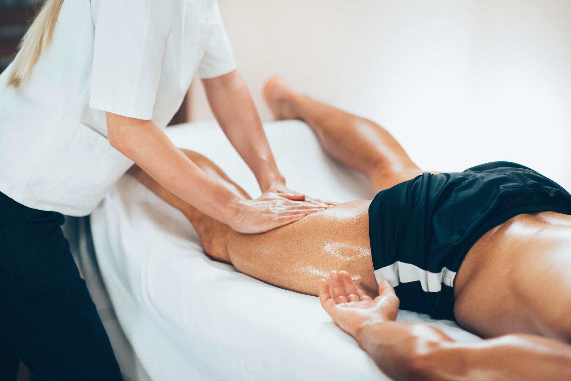 Massage Décontracturant