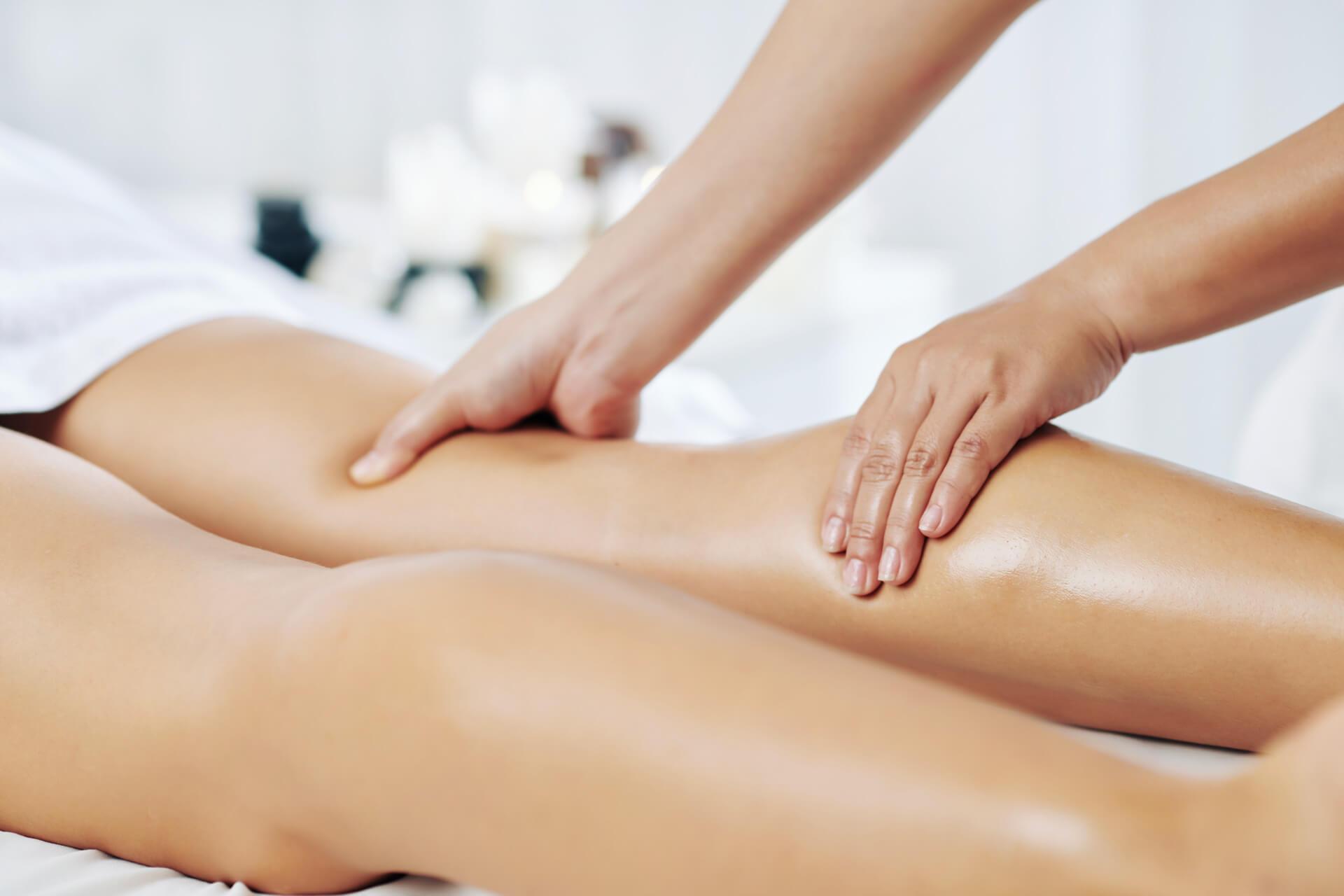Massage Lympho-drainant manuel