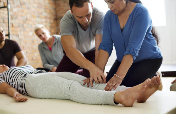 Formateur en massages Bien-Être