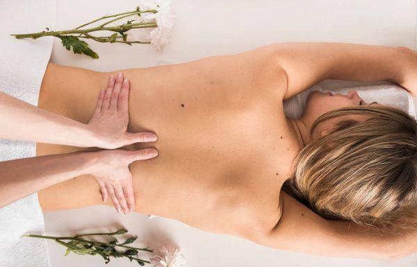 formation professionnelle à la technique du massage Californien