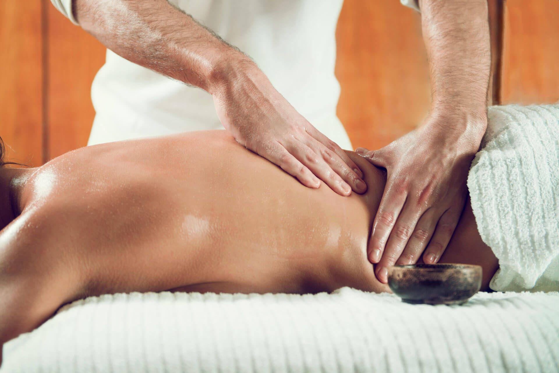 manoeuvres du massage suédois